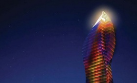 Socar Tower Big image Baku Giacomini